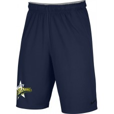 West TV 41: Youth-Size - Nike Team Fly Athletic Shorts - Navy Blue